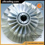 Il Turbocharger parte la rotella del compressore dell'alluminio 7075