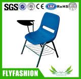 Material plástico Cadeiras de treinamento escolar com tableta (SF-26F)