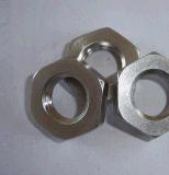 DIN439 의 육 얇은 견과