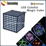 デジタル3D Magic Cube Disco LED Party Decoration Hanging Light