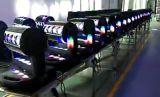 Neuer des Armkreuz-16 farbenreicher LED Träger-bewegliches Hauptlicht Augen-des Stab-4in1 12W