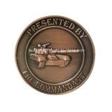 クラフトのギフト3Dのロゴの挑戦硬貨の卸売