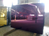ミラーの工場1830mm2440mmはアルミニウムミラー、銀製ミラー、カラーミラーを含んでいる