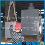 Медицинский неныжный мусоросжигатель используемый для обработки отброса стационара