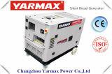 Дизель одиночной фазы 7kVA AC Yarmax - приведенный в действие список цен на товары генератора электричества