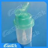 무감각 호흡 회로를 위한 처분할 수 있는 물 함정 부속품