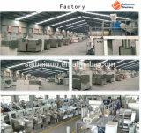 Línea industrial de las pastas que hace la máquina