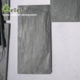 Pierre de champignon de couche d'ardoise de noir des prix de qualité d'usine bonne à vendre