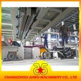 Nichtgewebter Produktionszweig pp.-Spunbond mit Stahlplattform