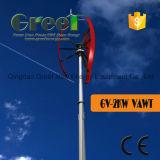 turbina de vento vertical da linha central 2kw para a venda quente