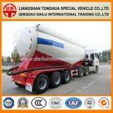 semi Aanhangwagen van het Vervoer van de Tanker van het Poeder van het Cement van de Tanker van 60cbm de Droge Bulk