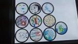 Qualität Fachmann kundenspezifischer Muiltple Farben-Firmenzeichenglas/metallGobo