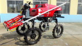 Pulverizador automotor do crescimento do motor Diesel do TGV do tipo 4WD de Aidi para o campo do feijão de soja