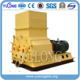 CE et OIN Biomass Wood Crushing et Grinding Machine