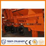 Impacto móvil del impacto Crusher/Wheeled de Cushing Plant/Wheeled del impacto del impacto Crusher/Mobile que machaca la planta