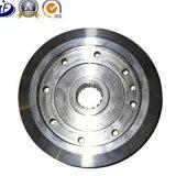 OEM車のフライホイールのねずみ鋳鉄の鋳造のフライホイールまたは適性装置のフライホイール