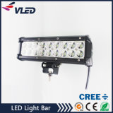 De intensidad alta LED Auto LED Light Bar 54W 18PCS * 3W CREE