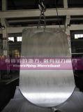Valvola a saracinesca pneumatica della lama dell'acciaio inossidabile dell'ANSI JIS di BACCANO