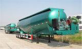 50 M3 공기 압축기와 엔진을%s 가진 대량 시멘트 트레일러 시멘트 유조선