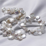 Joyería de la boda real snh Moda cultivo de perlas conjunto de novia