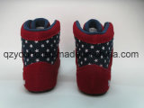 High Top USA Kid's Bodybuilding Gym MMA Wrestling Chaussures de boxe