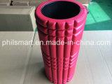 Rullo vuoto della gomma piuma di massaggio del muscolo di yoga di griglia di Crossfit