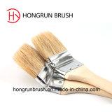 Escova de madeira longa do radiador do punho (HYRA002)
