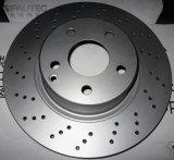 Rotor van de Schijf van de Rem van de Prijs van de fabriek de Auto Voor
