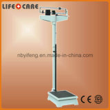 Altura médica que mide la escala métrica de Rod