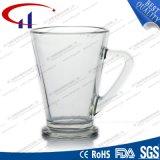 супер белая стеклянная кружка пива 250ml (CHM8062)