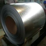 電流を通された鋼鉄コイルまたは亜鉛上塗を施してある鋼鉄屋根ふきの鋼鉄(0.125mm-1.0mm)