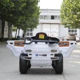Novo passeio de plástico em veículos elétricos Crianças RC carros