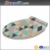 Dekorative Qualitäts-preiswerter Badezimmer Duroplast Toiletten-Sitz