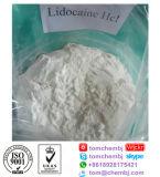 Lidocaine Горяч-Сбывания (основание) Lidocaine CAS: 137-58-6/местный наркозный сырцовый порошок