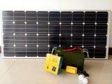 Sistema de energia solar de Madgascar para a iluminação