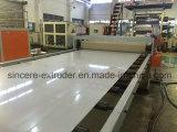 Linha de produção grossa placa profissional das folhas do ABS do HDPE do PE dos PP da planta da placa da extrusora que faz a máquina 3-30mm Sj-120 Sj-150