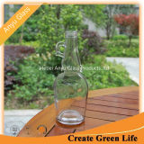 500ml Big Flint Glass Beer Bottle com orelha pequena