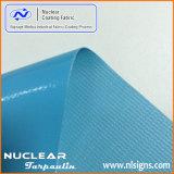 10 años cubiertas plásticas impermeables profesionales del encerado del PVC de cargo y del acoplado de la utilidad