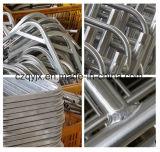 OEM van Precisin de Fabrikant van Fabrciations van het Aluminium