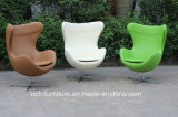 Modernes Designer Shaped Egg Leisure Chair für Hotel