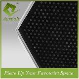 600 feuerfeste und schalldichte perforierte Aluminiumdekoration-Decken-Fliesen
