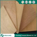 Madera contrachapada del abedul de la madera contrachapada de la base de la madera de construcción/de la madera contrachapada de Okoume