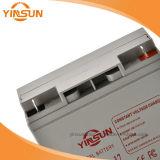 12V 17ah Navulbare Grijze ZonneBatterij voor het Systeem van het Alarm