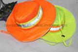 шлема Hi-Визави 3m крышка безопасности Breathable отражательная для общественного Janitor