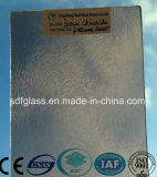 Bronze Chinchilla Patterned Glass avec CE, ISO (3-8mm)