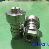 A intensificador de alta pressão parte o corpo de válvula da verificação para a máquina de estaca do jato de água