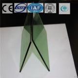 Color/vidrio de flotador teñido/claro para el edificio/la decoración con precio bajo