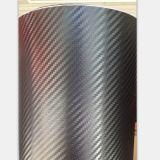 fibra del carbón del PVC 3D usada para los coches