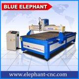 Máquina de estaca de cobre do plasma do CNC, máquina de estaca de alumínio, máquina de estaca 1530 do plasma