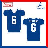 Rugbi americano Jersey sublimación caliente de la venta de Healong de la nueva con alta calidad